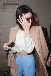Kendall Jenner - Topshop Unique Fashion Show in London, February 2015