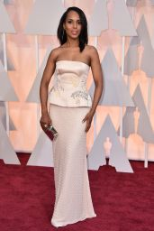Kerry Washington – 2015 Oscars Red Carpet in Hollywood