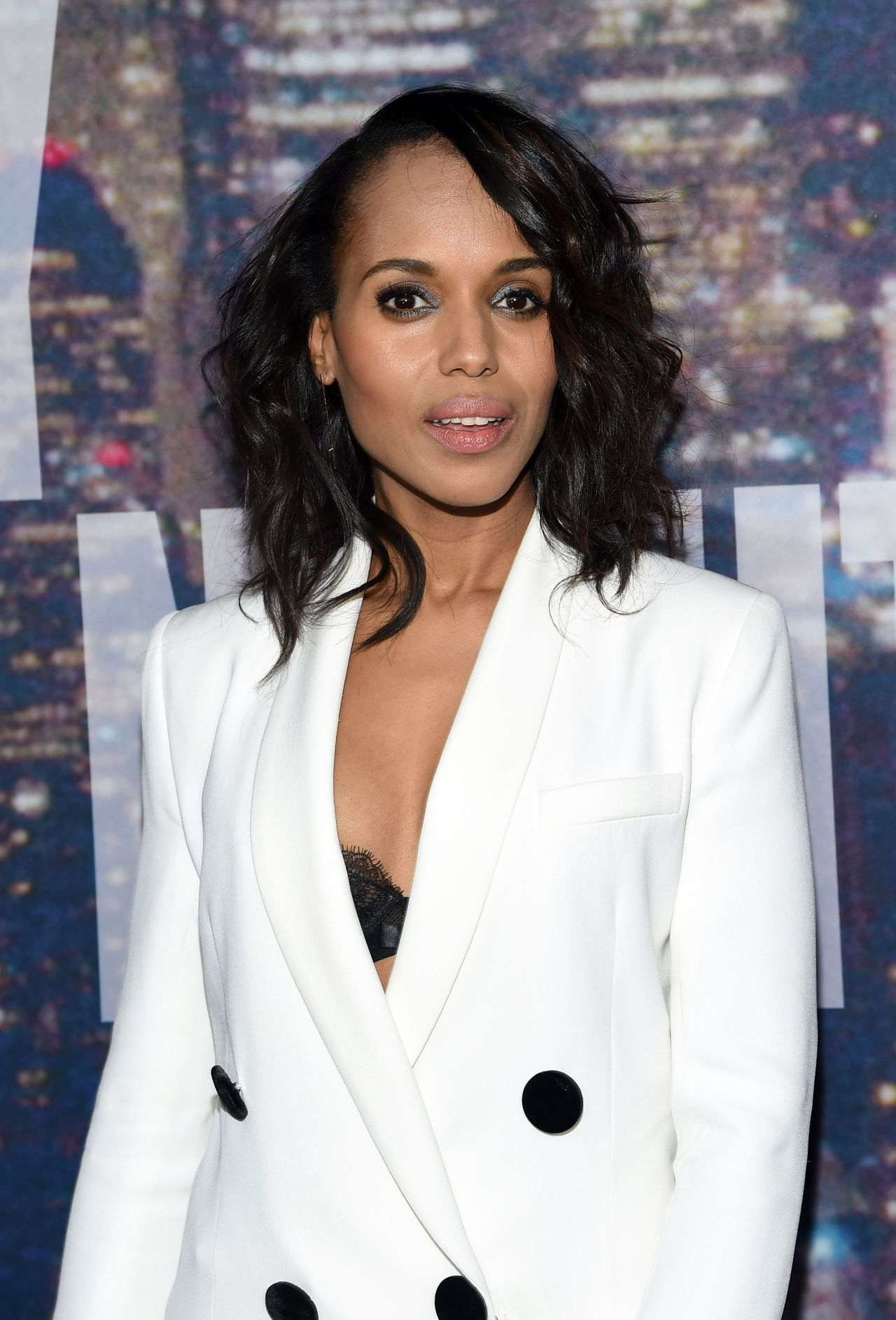 Kerry Washington – 2015 SNL Celebration in New York City