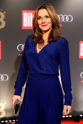 Kim Fisher – Besucht die Bild 'Place to B' Party in Berlin, February 2015
