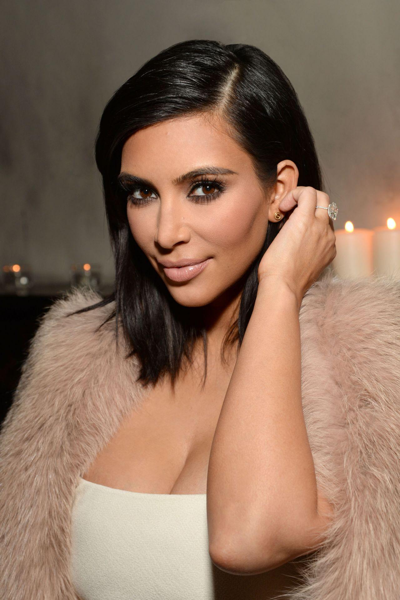 Kim Kardashian – Simon Huck's Command Entertainment Group Launch Party in New York City