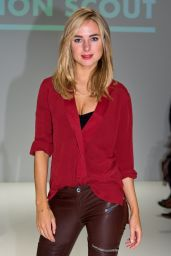 Kimberley Garner - Apu Jan Fashion Show in London, February 2015