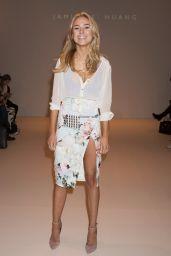Kimberley Garner - Jamie Wei Huang Fashion Show in London, February 2015