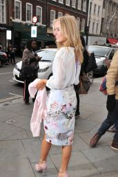 Kimberley Garner - Jamie Wei Huang Fashion Show in London, February 2015