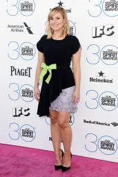 Kristen Bell - 2015 Film Independent Spirit Awards in Santa Monica