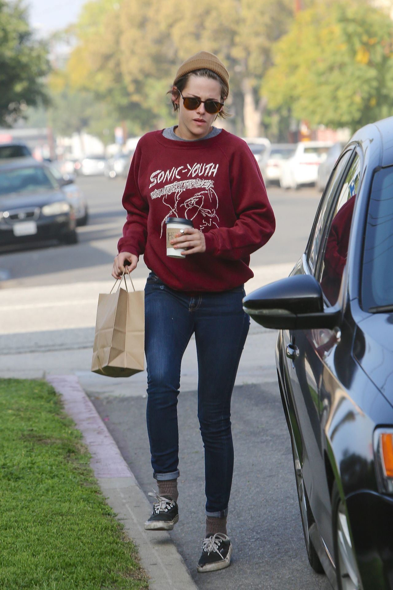Kristen Stewart Famous For Being In Tomboy Styled Casual Clothes Tomboy Pinterest Kristen