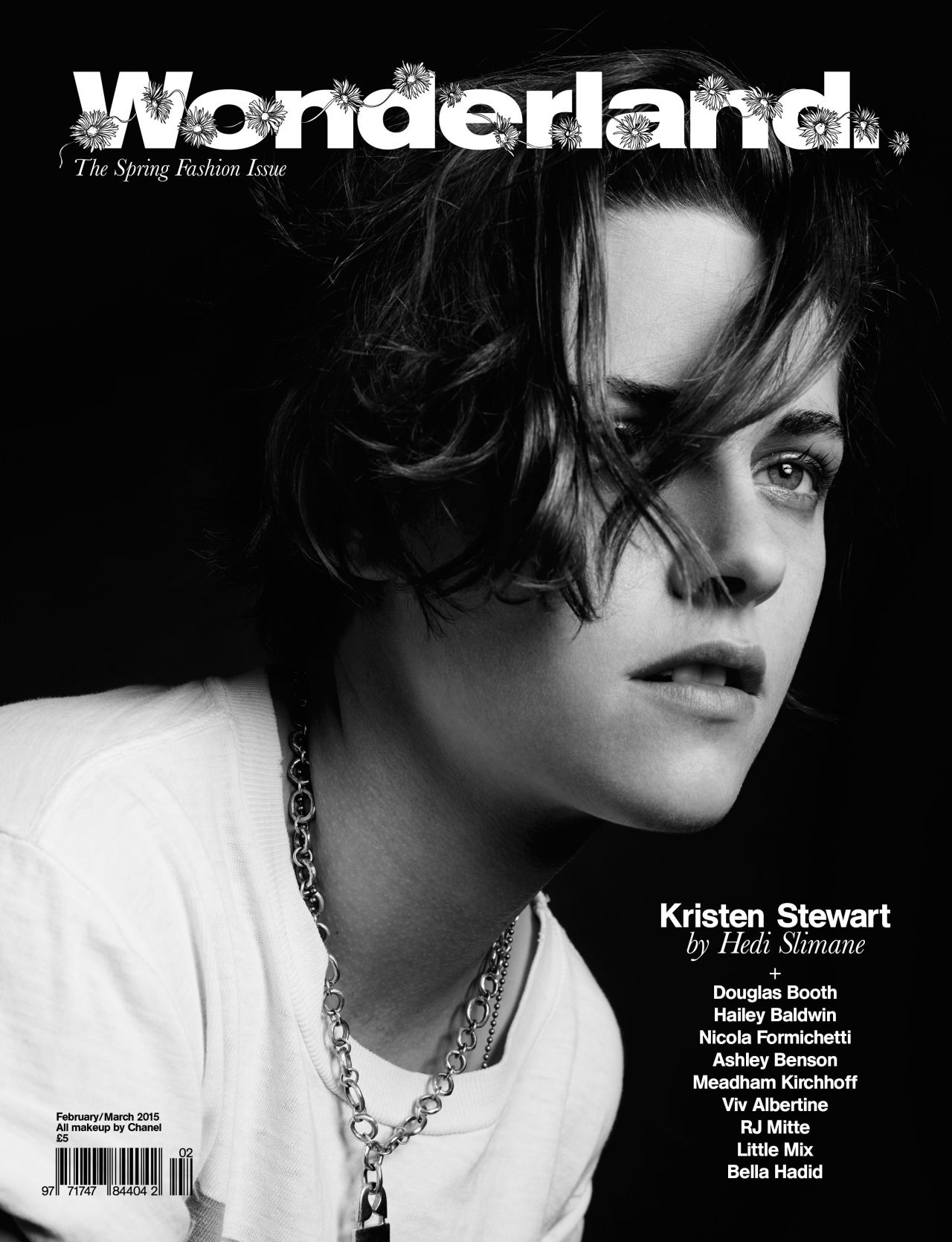 Kristen Stewart - Wonderland Magazine Spring Issue 2015