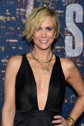 Kristen Wiig  – 2015 SNL Celebration in New York City