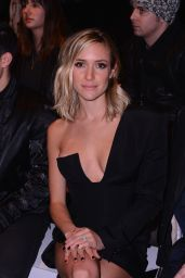Kristin Cavallari - August Getty Fashion Show in New York, February 2015