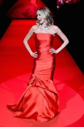 Kristin Cavallari - Go Red For Women Red Dress Collection fashion show in New York