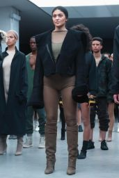 Kylie Jenner - Adidas Originals X Kanye West Fall 2015 Fashion Show
