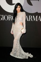 Kylie Jenner – GQ and Giorgio Armani Grammy 2015 After Party in Hollywood