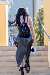 Kylie Jenner Style - at Sugarfish Sushi in Calabasas, Feb. 2015