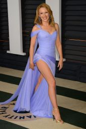 Kylie Minogue - 2015 Vanity Fair Oscar Party in Hollywood