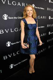 Kylie Minogue - BVLGARI And Save The Children Pre-Oscar 2015 Event in Beverly Hills