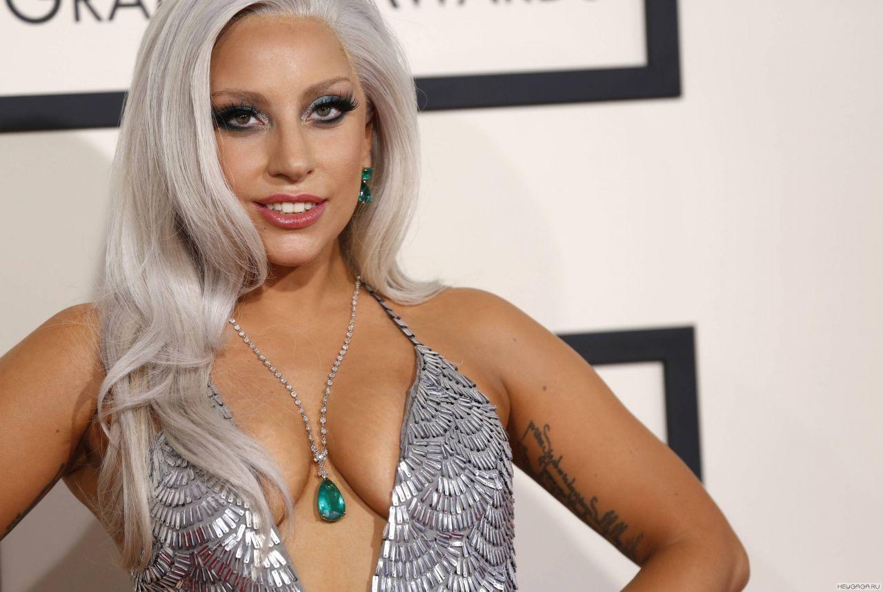 Lady Gaga – 2015 Grammy Awards in Los Angeles