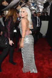 Lady Gaga – 2015 Grammy Awards in Los Angeles