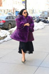 Lady Gaga - Out in New York City, February 2015