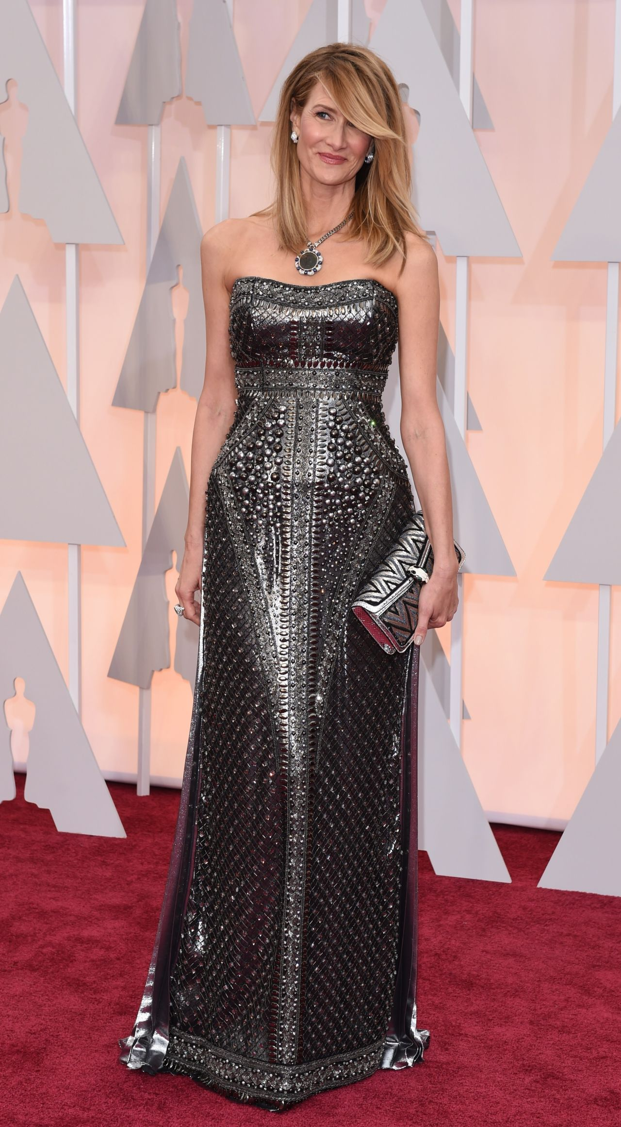 Laura Dern – 2015 Academy Awards in Hollywood