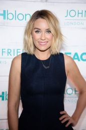 Lauren Conrad - John Frieda Hair Care Beach Blonde Collection Party in New York City, Feb. 2015