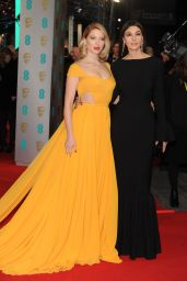 Lea Seydoux & Monica Bellucci – EE British Academy Film Awards 2015 in London