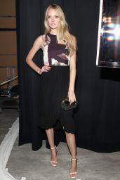 Lindsay Ellingson - Rebecca Minkoff Fashion Show in NYC, February 2015