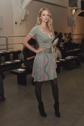 Lindsay Ellingson - Sophie Theallet Fashion Show in New York, February 2015