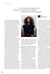 Lorde - ELLE Magazine (UK) March 2015 Issue