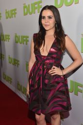Mae Whitman – 'The Duff' Fan Screening in Los Angeles