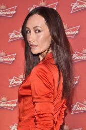 Maggie Q - Maggie Q Toasts The Chinese New Year at Times Square in New York, Feb. 2015