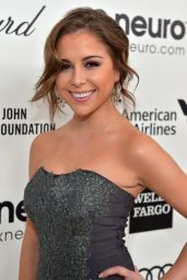 Makenzie Vega - Elton John AIDS Foundation