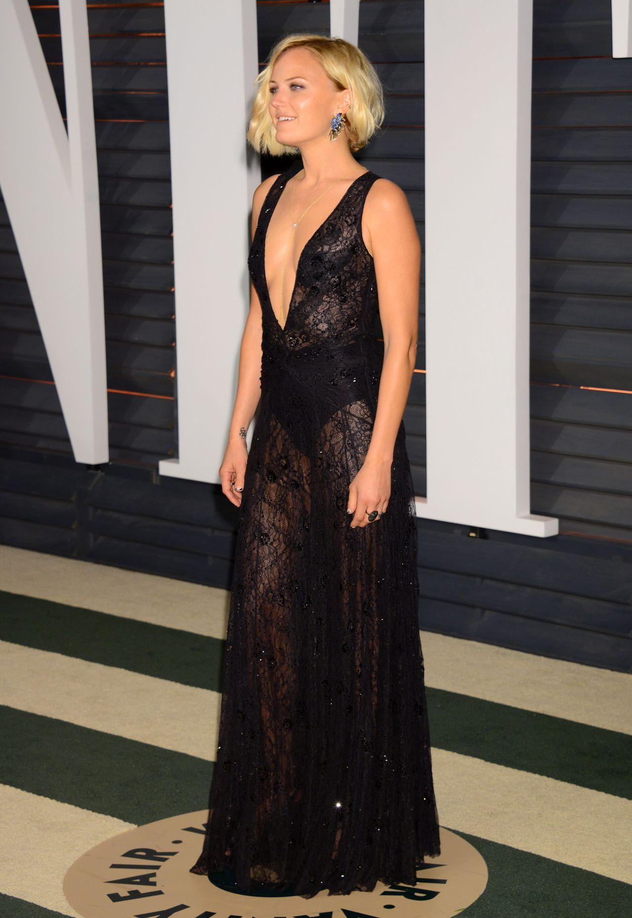 Malin Akerman - 2015 Celebrity Photos - Vanity Fair Oscar ... Malin Akerman