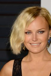 Malin Akerman - 2015 Vanity Fair Oscar Party in Hollywood