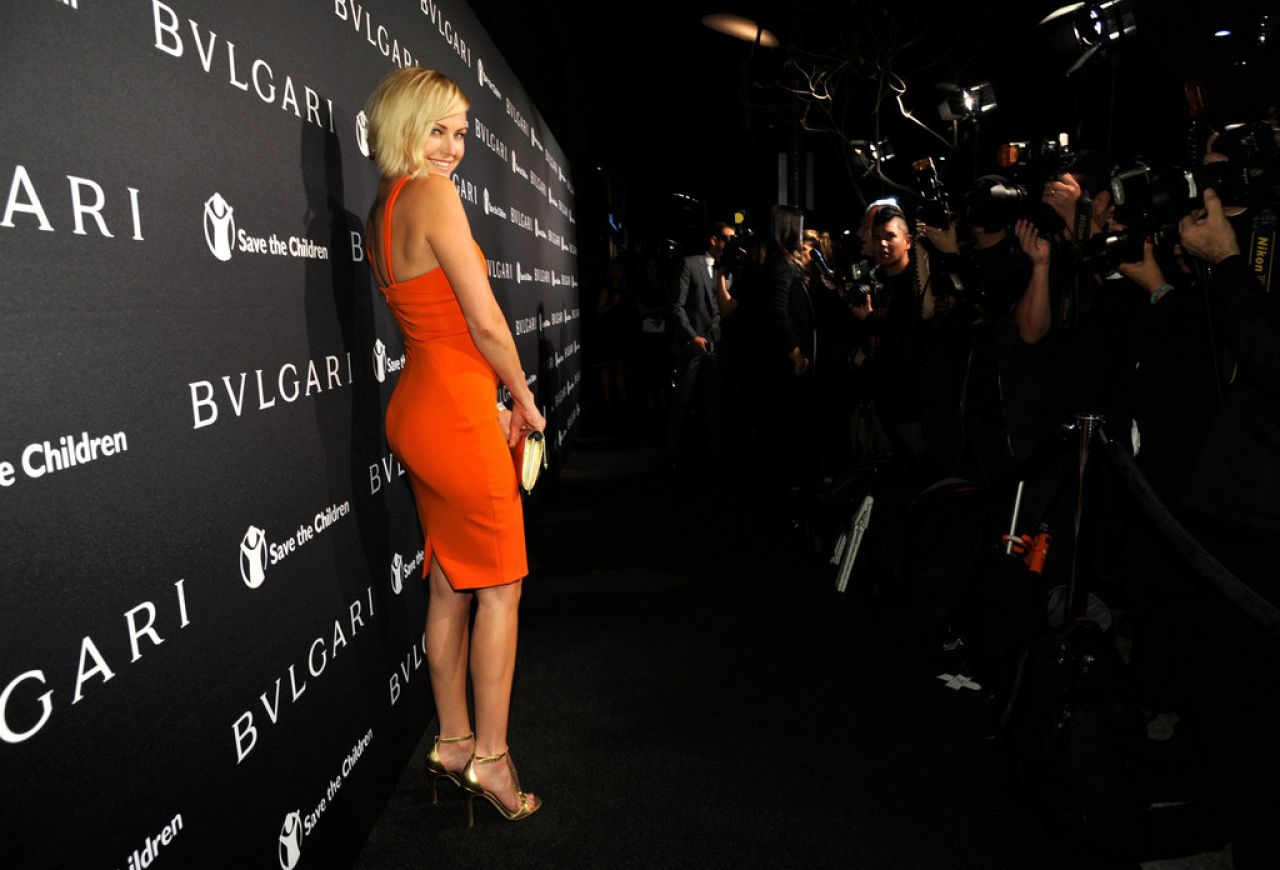 Akerman – BVLGARI and Save The Children STOP. THINK. GIVE. Pre-Oscar ...