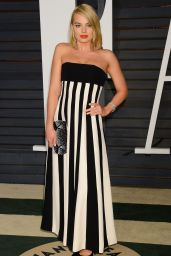 Margot Robbie - 2015 Vanity Fair Oscar Party in Hollywood