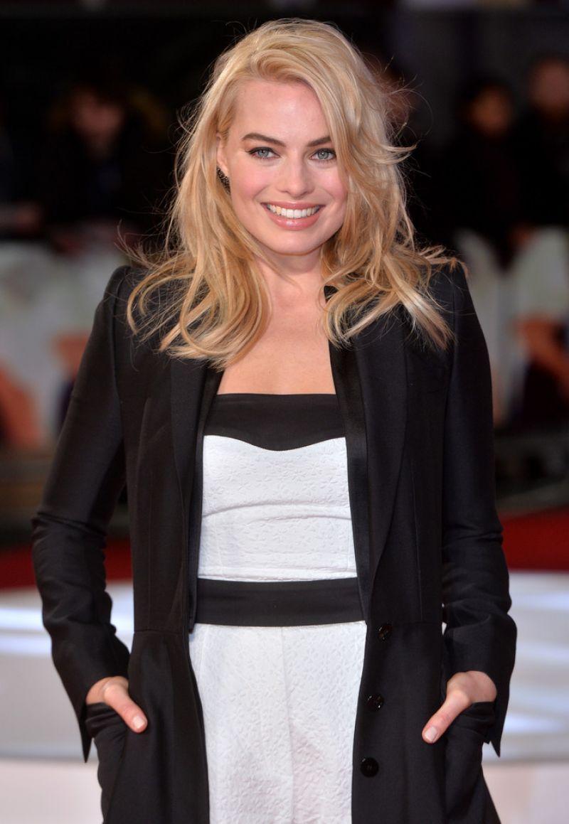 Margot Robbie Focus Special Screening In London