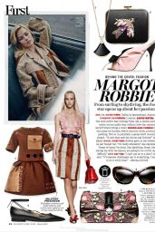Margot Robbie - Marie Claire Magazine (US) March 2015 Issue