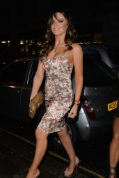Maria Fowler Style - Arriving at London