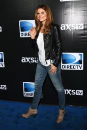 Maria Menounos - DirecTV Super Saturday Night in Glendale, January 2015