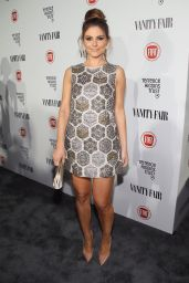 Maria Menounos – Vanity Fair and FIAT Celebration of Young Hollywood in Los Angeles, Feb. 2015