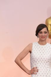 Marion Cotillard – 2015 Oscars Red Carpet in Hollywood