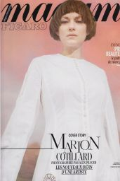 Marion Cotillard - Madame Figaro Magazine (France) February 2015 Issue