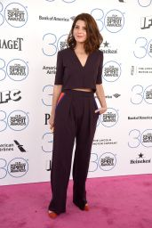 Marisa Tomei - 2015 Film Independent Spirit Awards in Santa Monica
