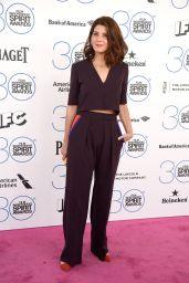 Marisa Tomei - 2015 Film Independent Spirit Awards in Santa Monica