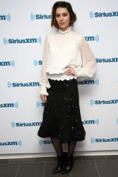 Mary Elizabeth Winstead at SiriusXM Studios in New York City, Feb. 2015