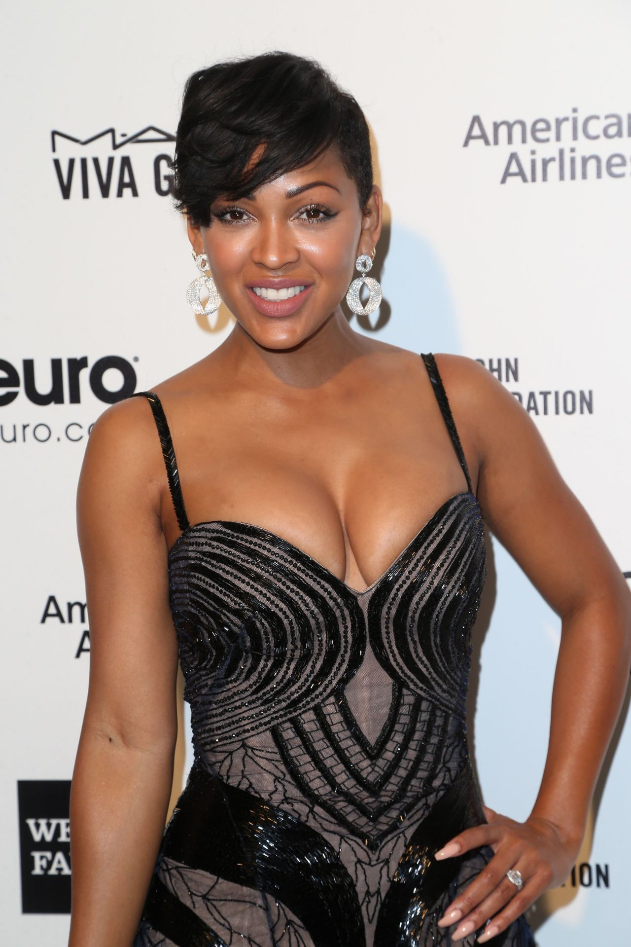Naked meagan good