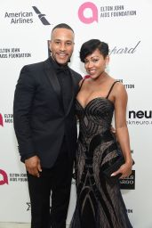 Meagan Good – 2015 Elton John AIDS Foundation's Oscar Viewing Party in Hollywood