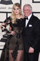 Meghan Trainor – 2015 Grammy Awards in Los Angeles