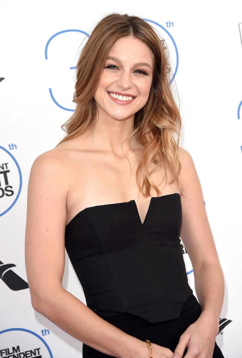 Melissa Benoist - 2015 Film Independent Spirit Awards in Santa Monica