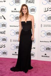 Melissa Benoist - 2015 Film Independent Spirit Awards in Santa Monica